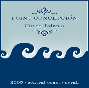 2005 Point Concepcion Cuvee Jalama Syrah