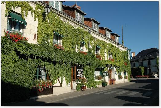 Hotel La Roseraie--Chenonceaux