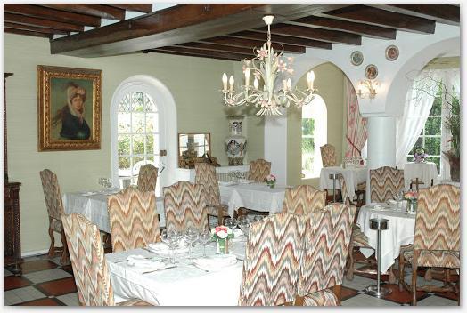 Roseraie Dinning