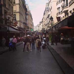 My 'hood in Paris
