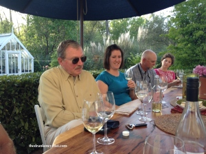 Gerry Paterick, Ann Peterson, Randy Peters, Catherine Goodkin