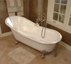 The tub looked something like this.