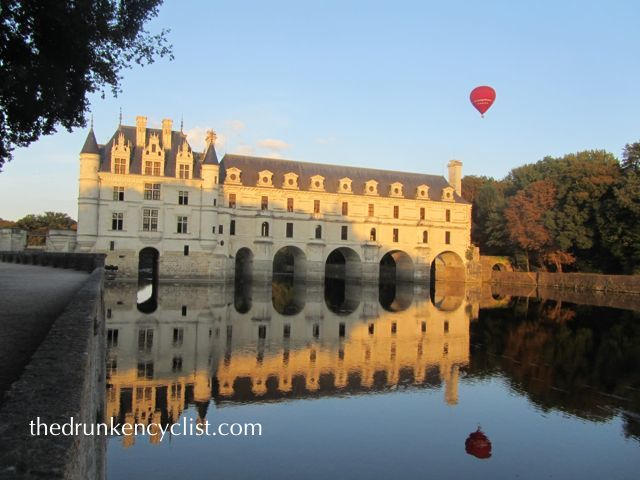 It was then off to my personal favorite, and one I always visit, Chenonceau.