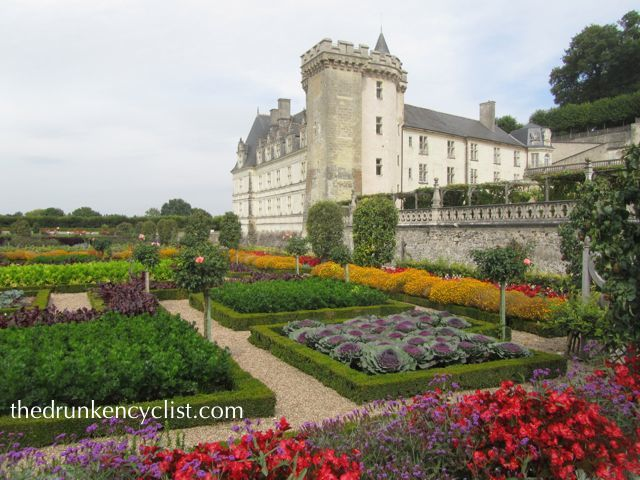 No visit to the Loire is ever really complete unless it includes a stroll through the gardens at Villandry.