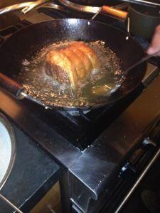 Pork belly…mmmm….