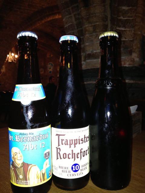 St. Bernadus Abt 12, Rochefort 10, Westvleteren 12