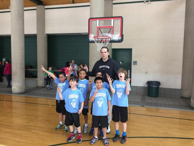 Congratulations to Sebastian's basketball tea who finished the season a perfect 11-0.
