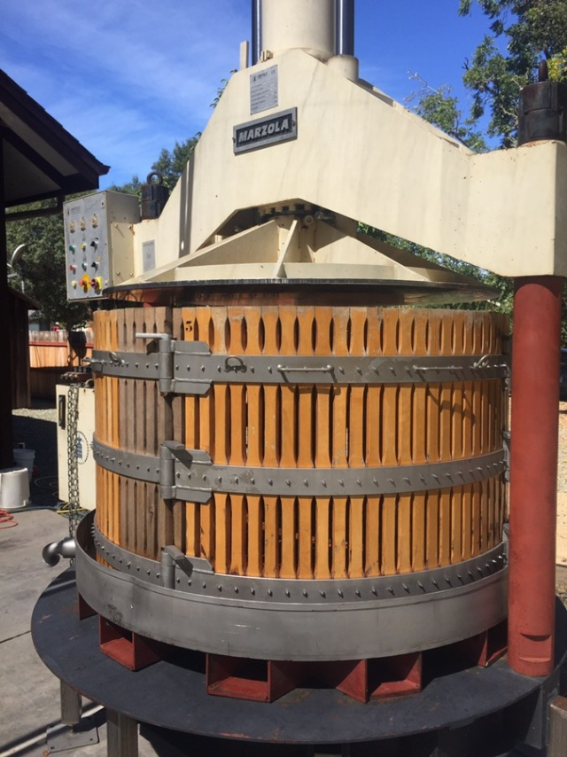 The Basket Press at Foursight