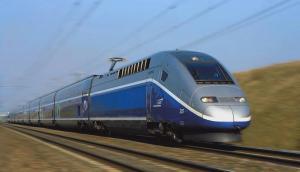 The TGV.