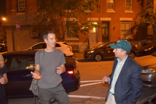 Stoop Parties: I would regularly hold samples tastings outside my house. I discovered that people like free booze.