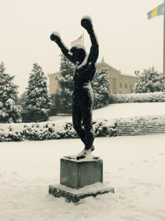 "Yeah, I am even going to miss the Rocky statue. Every day, hundreds of people still run up the steps of the Art Museum (the ""Rocky Steps""), celebrating a movie that is now 40 years old."