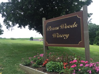Penns Woods Winery: I wish I had visited there more often.